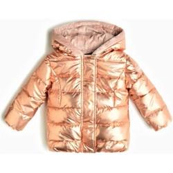 Abbigliamento Bambina Piumini Guess K0BL00WDDK0 F218 Rosa