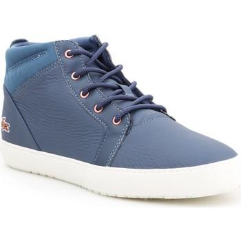 Scarpe Donna Sneakers alte Lacoste Ampthill 319 2 CFA 7-38CFA00431W6 blue