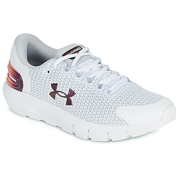 Scarpe Donna Running / Trail Under Armour CHARGED ROGUE 2.5 CLRSFT Bianco / Rosso