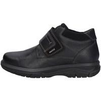 Scarpe Uomo Sneakers alte Imac 602468 NERO