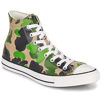 Scarpe Uomo Sneakers alte Converse CHUCK TAYLOR ALL STAR ARCHIVE PRINT  HI Camouflage