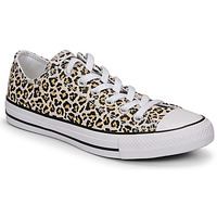 Scarpe Donna Sneakers basse Converse CHUCK TAYLOR ALL STAR ARCHIVE PRINT OX Leopard