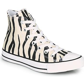 Scarpe Donna Sneakers alte Converse CHUCK TAYLOR ALL STAR ARCHIVE PRINT HI Multicolore
