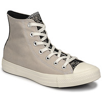 Scarpe Donna Sneakers alte Converse CHUCK TAYLOR ALL STAR DIGITAL DAZE HI Beige / Nero