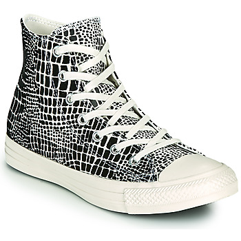 Scarpe Donna Sneakers alte Converse CHUCK TAYLOR ALL STAR DIGITAL DAZE HI Nero / Beige