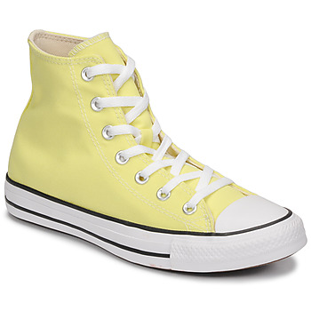 Scarpe Donna Sneakers alte Converse CHUCK TAYLOR ALL STAR SEASONAL COLOR HI Giallo