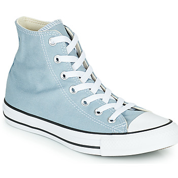 Scarpe Donna Sneakers alte Converse CHUCK TAYLOR ALL STAR SEASONAL COLOR HI Blu