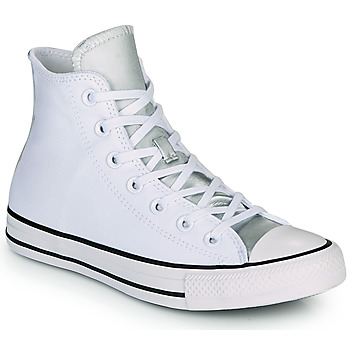 Scarpe Donna Sneakers alte Converse CHUCK TAYLOR ALL STAR ANODIZED METALS HI Bianco