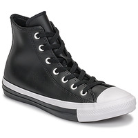 Scarpe Donna Sneakers alte Converse CHUCK TAYLOR ALL STAR ANODIZED METALS HI Nero