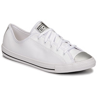 Scarpe Donna Sneakers basse Converse CHUCK TAYLOR ALL STAR DAINTY ANODIZED METALS OX Bianco