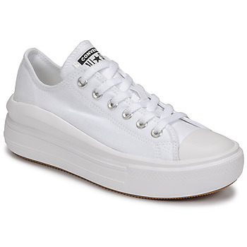 Scarpe Donna Sneakers basse Converse CHUCK TAYLOR ALL STAR MOVE CANVAS COLOR OX Bianco