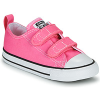 Scarpe Bambina Sneakers basse Converse CHUCK TAYLOR ALL STAR 2V  OX Rosa