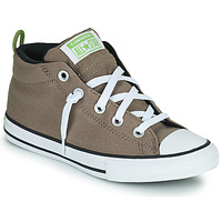 Scarpe Unisex bambino Sneakers alte Converse CHUCK TAYLOR ALL STAR STREET UTILITY LOOP MID Taupe