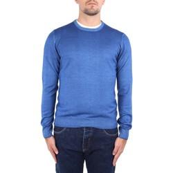 Abbigliamento Uomo Maglioni La Fileria 22792 55167 Blu
