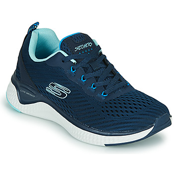 Scarpe Donna Fitness / Training Skechers SOLAR FUSE COSMIC VIEW Marine