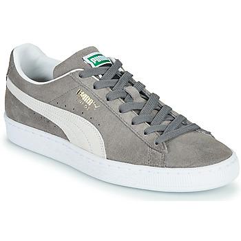 Scarpe Sneakers basse Puma SUEDE Grigio