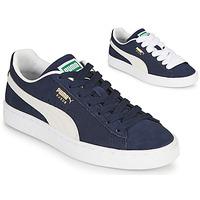 Scarpe Sneakers basse Puma SUEDE Blu