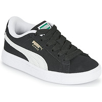 Scarpe Unisex bambino Sneakers basse Puma SUEDE PS Nero