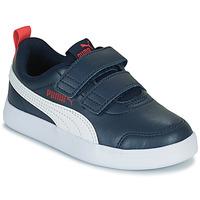 Scarpe Bambino Sneakers basse Puma COURTFLEX PS Nero