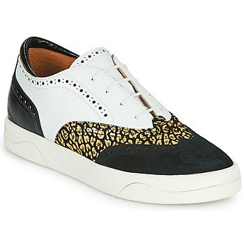 Scarpe Donna Sneakers basse Mam'Zelle ALIBI Bianco / Oro