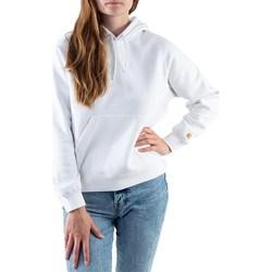 Abbigliamento Donna Felpe Carhartt i028392 Bianco