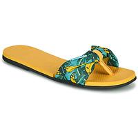 Scarpe Donna Infradito Havaianas YOU SAINT TROPEZ Giallo / Oro