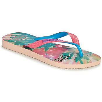 Scarpe Donna Infradito Havaianas TOP FASHION Rosa