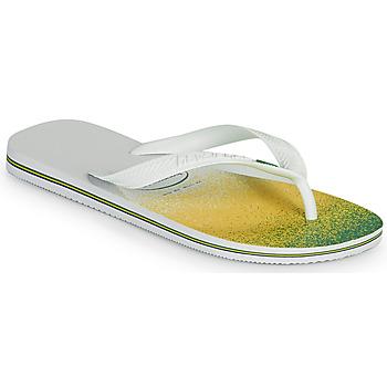 Scarpe Infradito Havaianas BRASIL FRESH Bianco