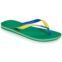 Scarpe Infradito Havaianas BRASIL MIX Verde