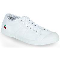 Scarpe Donna Sneakers basse Le Temps des Cerises BASIC LACE Bianco