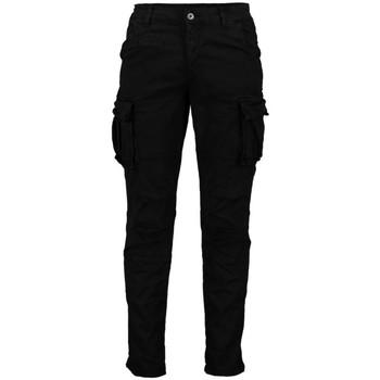 Abbigliamento Uomo Pantalone Cargo Scout Pantalone  Cargo Men Blu (pnt2466-nero) Nero