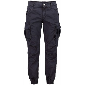 Abbigliamento Uomo Pantalone Cargo Scout Pantalone  Cargo Men Blu (pnt1389-blu) Blu
