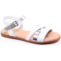 Scarpe Bambina Sandali Oh My Sandals 24562-24 Bianco
