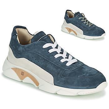 Scarpe Uomo Sneakers basse Moma NEW-CASTLE Blu