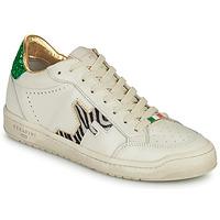 Scarpe Donna Sneakers basse Serafini SAN DIEGO Bianco / Verde