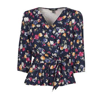 Abbigliamento Donna T-shirt maniche corte Lauren Ralph Lauren SHIANETA Multicolore
