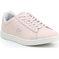 Scarpe Donna Sneakers basse Lacoste Carnaby Evo 417 1 SPW 7-34SPW001315J pink