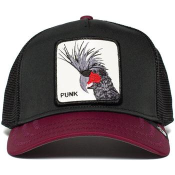 Accessori Cappellini Goorin Bros BASEBALL CAP  PUNK UNISEX 101/0687 BLACK Nero