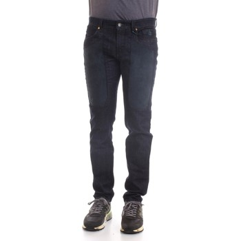 Abbigliamento Uomo Jeans dritti Jeckerson P01UPA077D040161 Blu