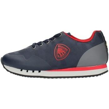 Scarpe Bambino Sneakers basse Blauer fodash01-cam Basse Bambino Blu Blu