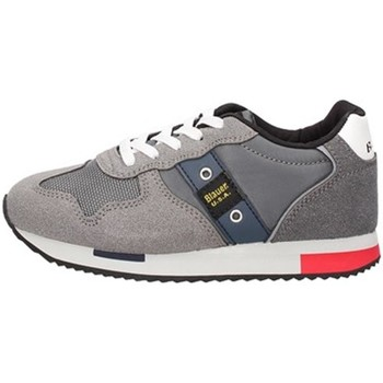Scarpe Bambino Sneakers basse Blauer fodash02-nyl25-32 Basse Bambino Grigio Grigio