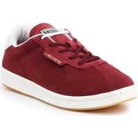 Scarpe Donna Sneakers basse Lacoste Masters 319 1 Sfa Bordeaux