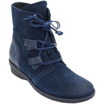 Scarpe Donna Stivaletti Angela Calzature AANGC604blu blu