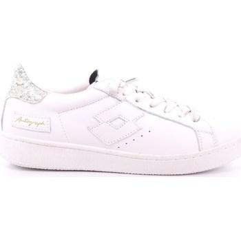 Scarpe Donna Sneakers basse Lotto 4 - 215080 Bianco