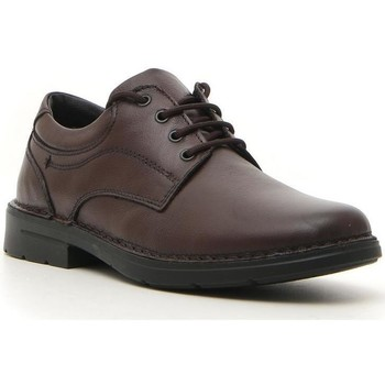 Scarpe Uomo Derby Free Air 6613 MARRONE