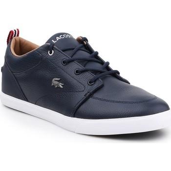 Scarpe Uomo Sneakers basse Lacoste Bayliss Blu marino