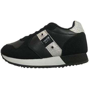 Scarpe Bambino Sneakers basse Blauer folilli02-puc Basse Bambino Nero Nero