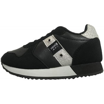 Scarpe Bambino Sneakers basse Blauer folilli02-puc25-32 Basse Bambino Nero Nero