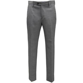 Abbigliamento Uomo Chino Be Able Pantalone in lana - Grigio