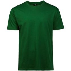 Abbigliamento Uomo T-shirt maniche corte Tee Jays T8000 Verde foresta